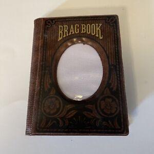Photo Album Brag Book Brown
