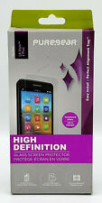 """New Glass Screen Protector by PureGear High Definition for 5.7"""" LG Stylo 2 Plus"""