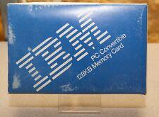 NEW IBM PC Convertible 5140 RAM MEMORY 128 KB upgrade PN 7396928 & 6820828