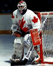 Grant Fuhr team Canada Canada Cup 1987 8x10 Photo