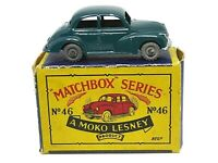 Matchbox Lesney No.46a Morris Minor 1000 'B2' Series MOKO Box (UNLISTED VARIANT)