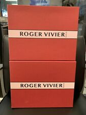 2- Used Roger Vivier Empty Shoe Box