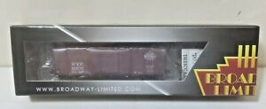 New York Central Railroad Box Car 103248 Broadway Limited 3665 N Scale