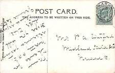 Mr P.A.Watford, Midland Station House, Newark, 1904, Grannie Sefton,  qq 1364