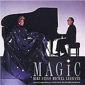 Kiri Te Kanawa - Magic (Kiri Sings Michel Legrand, 1992) CD VGC