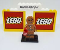 Lego Series 11 Gingerbread Man Minifigure Collectable Series Complete 2013 C12A