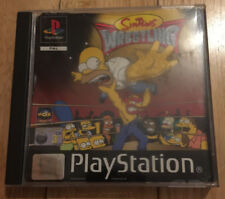 The Simpsons Wrestling PlayStation 1 PS1