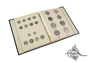 Egypt 1922-1935 Coin Album inc. 1923 1924 1929 1930 1932 1933 1935 King Fuad