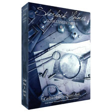 Sherlock Holmes Consulting Detective Carlton House & Queens Park Board Game NEW