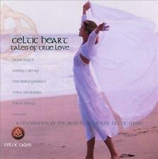 CELTIC HEART: Tales Of True Love (CD 1999) CANADA Import Folk New Age NM