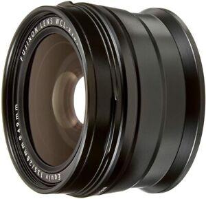 【DHL】NEW FUJIFILM Wide Conversion lens X100 Black WCL-X100B II Made in Japan