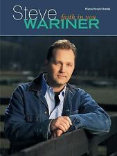 Steve Wariner -- Faith in You: Piano/Vocal/Chords