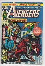Avengers #119 (1963 1st series)  VG 4.0 The Collector Infinity Wars