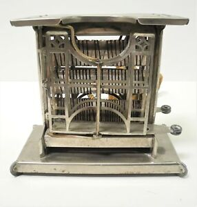 Very Early Antique UNIVERSAL Spin Around TOASTER