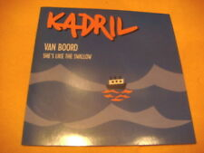 cardsleeve single CD KADRIL Van Boord 2TR vlaams folk traditional
