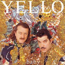 Baby by Yello (CD, Jun-1991, Polygram (Japan))