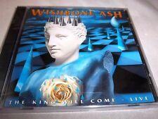 Wishbone Ash-der König kommt 13 Tracks-Name RRCD 276 UK Neu Versiegelt CD