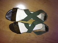 Patrizia Pepe Schuhe Sandalette Gr.39,5 (2 mal getr.)