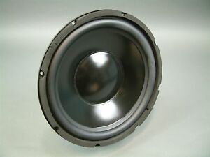 """12"""" Woofer 4 Ohm Replacement for Miller Kreisel M&K Sub"""