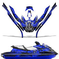 Decal Graphic Kit Yamaha Jet Ski Wrap Jetski WaveRunner GP 1800 2017+ REAP BLUE