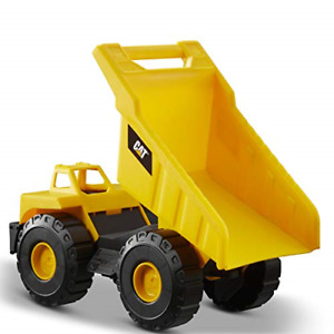 CatToysOfficial Dump Truck Toy Construction Vehicle, Yellow New in Box