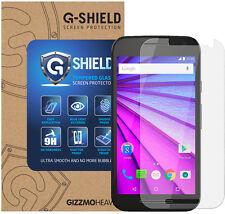 G-Shield® Vitre Film Protection en Verre Trempé d'écran Motorola Moto G3 (3.Gen)