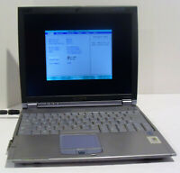 SONY VAIO PCG-R505TLK 12.1'' Notebook (Intel Celeron) AS IS