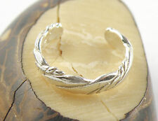 Sterling Silver Adjustable Ring or Toe Ring