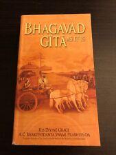 Bhagavad Gita - As It Is (Paperback, 2013) 2nd Edition