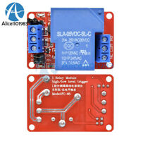 30A 5V 1-Channel Relay Module Board With Optocoupler H/L Level Triger
