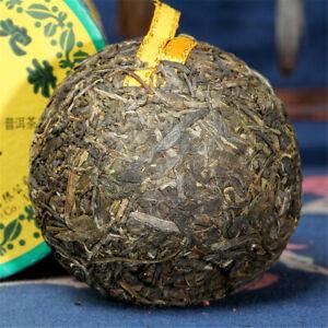 100g Raw Pu Erh Tea Herb Green Tea Xiaguan Golden Silk Tuo Cha Yunnan Puer Tea