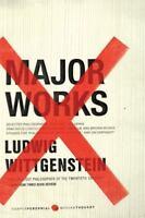 Major Works: Selected Philosophical Writings: By Ludwig Wittgenstein