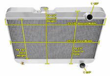 3 Row Discount Champion Radiator for 1963 Pontiac LeMans V8 Engine
