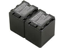 2x Battery+Charger for VW-VBN260 VBN130 HC-X800 X800GK X900 X900GK X900K X900M