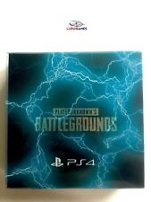 Pubg Player Unknowns Battlegrounds Press Kit PS4 Prensa Unpublished Material