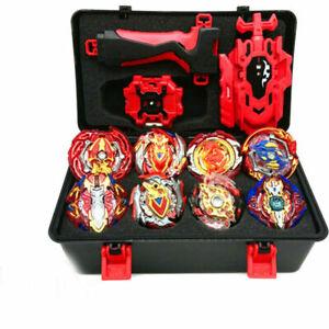 Beyblade Burst Starter 4D Bayblade Spielzeug Geschenk + Launcher mit Box Set++