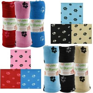 New Pet Touch Soft Fleece Pet Blanket Dogs & Puppy Blanket & Cat Blankets 2 Size