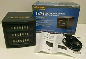 Aleratec 1:21 USB Flash Drive Copy Cruiser, NEW Open Box
