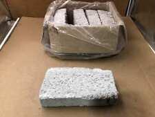 "Plastech 85P High-Alumina Phosphate-Bonded Plastic Firebrick 10.5"" X 6"" Nib of 5"