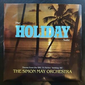 """THE SIMON MAY ORCHESTRA - The Holiday Suite ~7"""" Vinyl Single~"""
