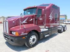 """New Listing2007 Kenworth T600 T/A Truck Tractor 86"""" Aerocab Aerodyne Sleeper Cat bidadoo"""