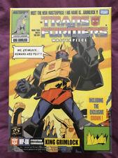 Transformers Masterpiece MP-8X KING GRIMLOCK - 25th Anniversary - MISB