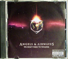 We Don't Need to Whisper [PA] by Angels & Airwaves (CD, May-2006, Geffen)