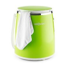 Oneconcept 3.5kg Table Top Mini Washing Machine Eco Wash Spin Cycle 380W Green