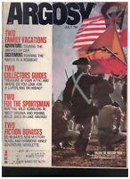 Argosy Magazine July 1972 Heritage Trail Ed McBain Lake Havasu Hammond Innes