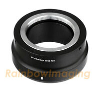 Adjustable M42 42mm Lens to Nikon Z Mount Mirrorless Z50  Z6 Z7 Camera Adapter