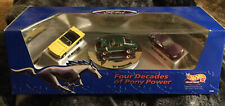 Hot Wheels Limited Edition Sets Four Decades of Pony Power