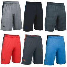 "Under Armour UA Men's Raid 10"" Shorts 2.0 Workout -NEW- FREE SHIPPING - 1305792+"