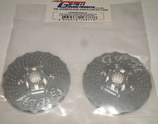 TRAXXAS X-MAXX 7076 GPM SILVER ALUMINUM FRONT WHEEL HEX WITH BRAKE DISK TXM006F