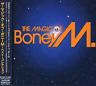 BONEY M.-THE MAGIC OF BONEY M. BEST COLLECTION-JAPAN CD BONUS TRACK F37